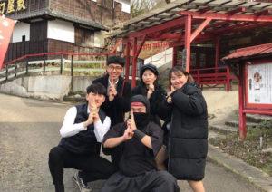 嬉野塩田津農泊体験モニターツアー2日目後半