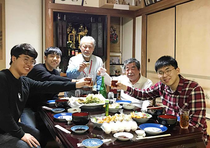 嬉野塩田津農泊体験モニターツアーPart2(農家宿泊体験)