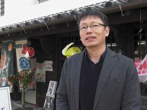 うれしの塩田津農泊体験記(李氏:韓国)